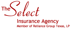 The Select Insurance Agency Logo